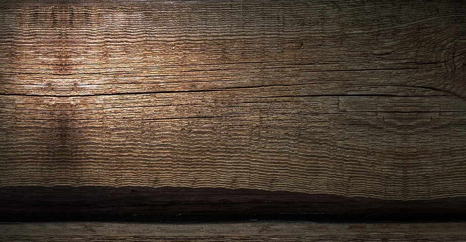 A cladding made with wood looks fantastic